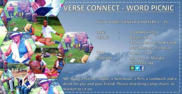 VERSE CONNECT - WORD PICNIC